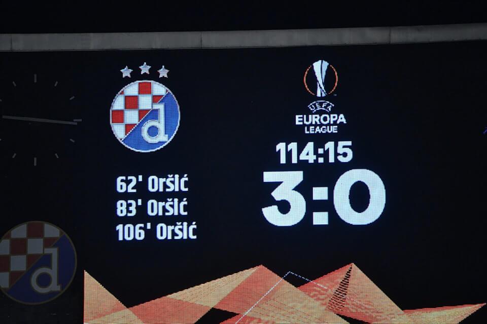 Dinamo Zagrzeb - Tottenham