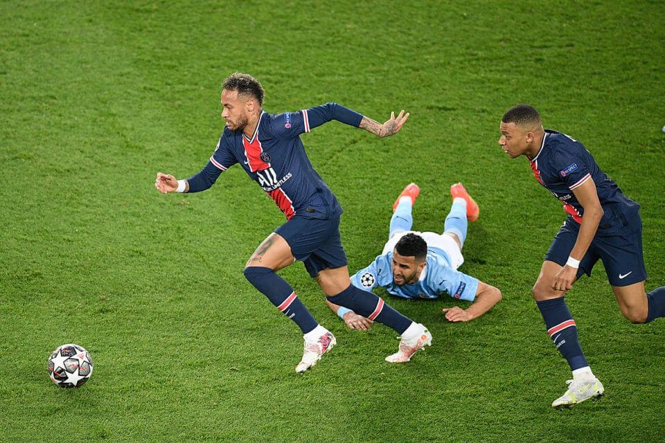 Paris Saint-Germain – Manchester City