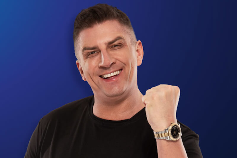 Mateusz Borek, ambasador marki etoto