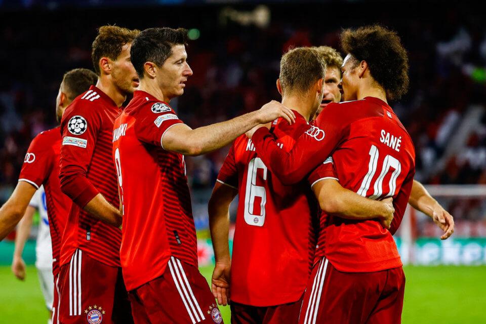 Gracze Bayernu