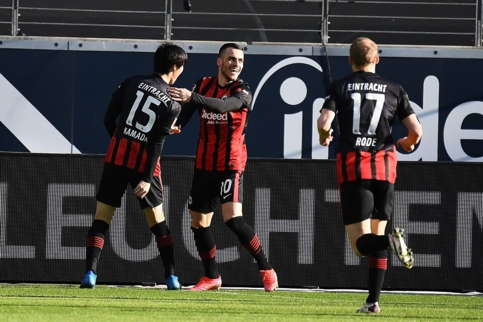 Gracze Eintrachtu