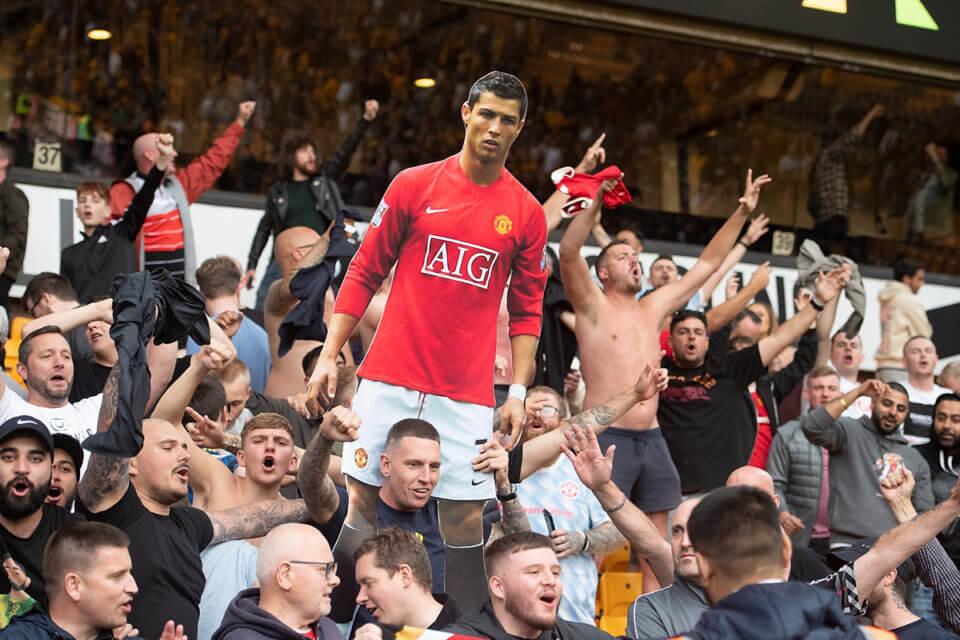 Kibice Man Utd