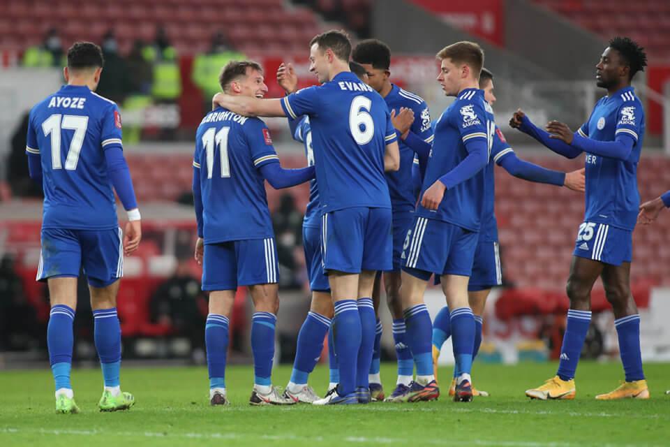 Piłkarze Leicester City