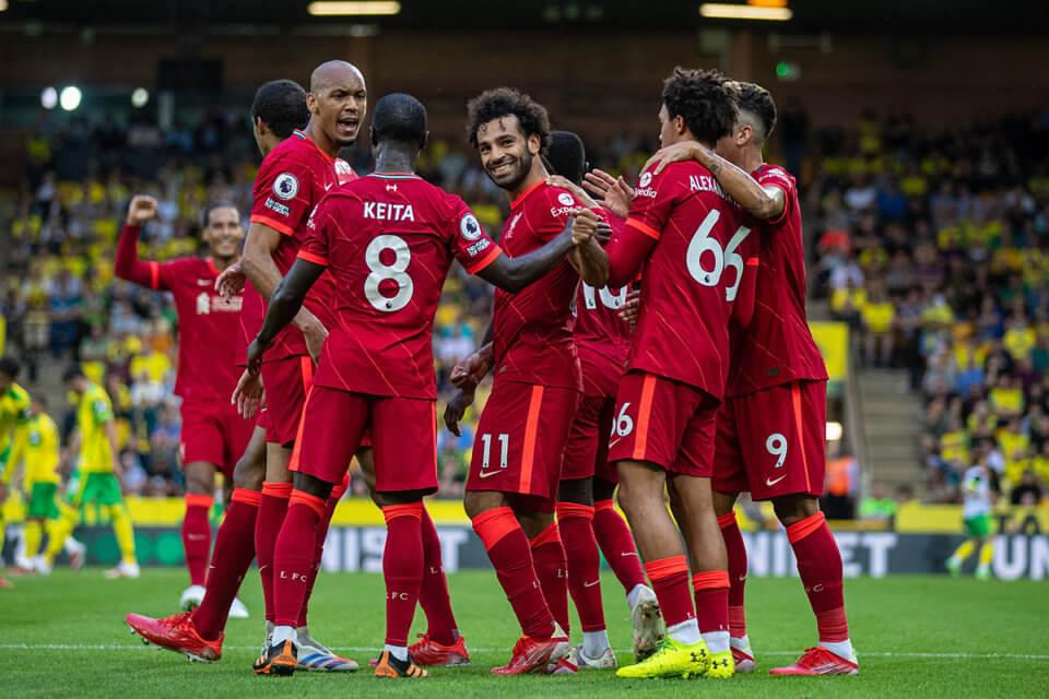 Piłkarze Liverpoolu