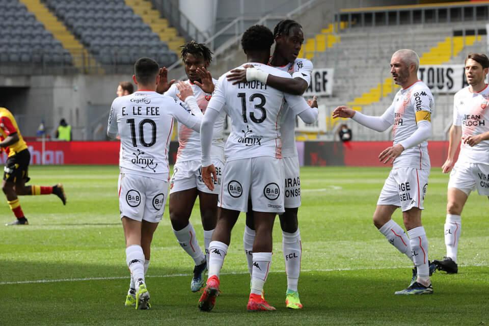 Piłkarze Lorient
