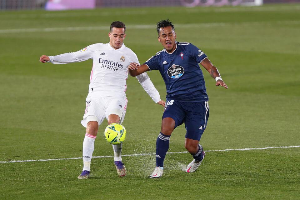 Lucas Vazquez i Renato Tapia