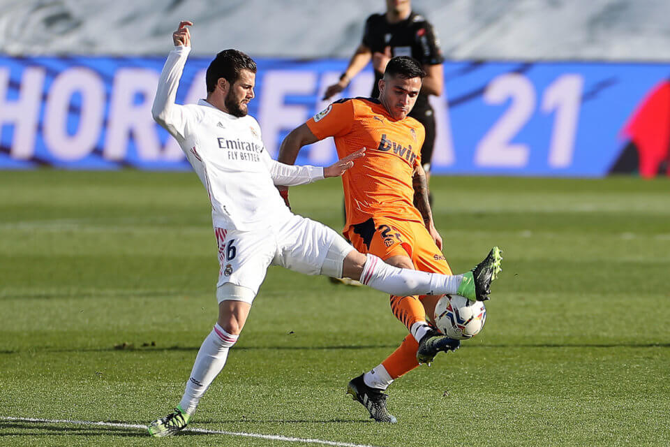 Valencia - CF - Real Madryt