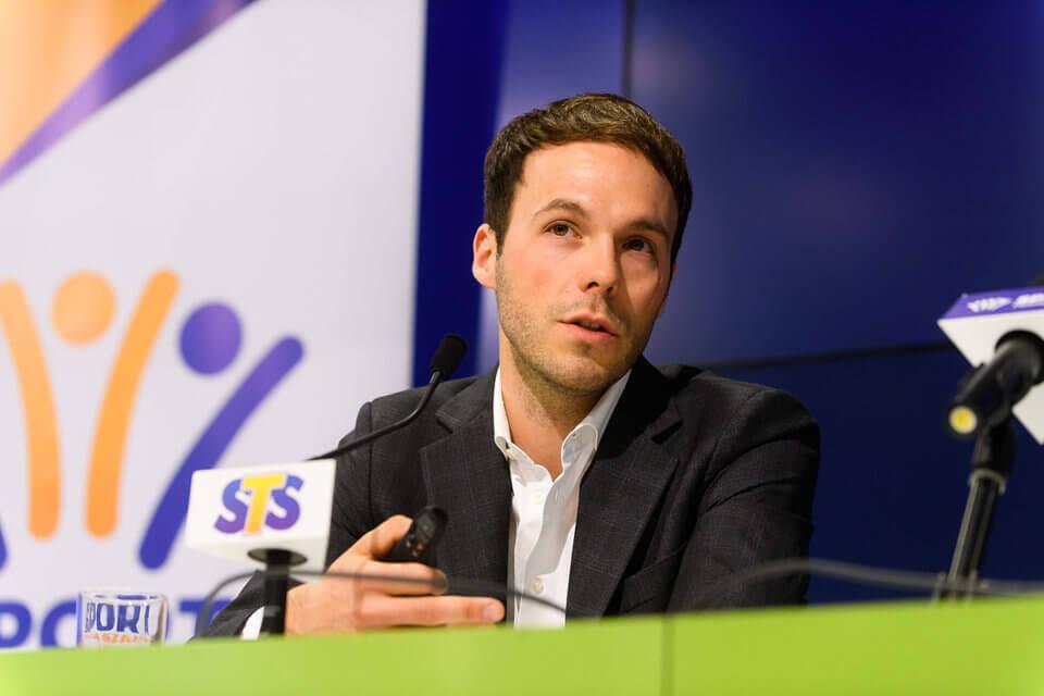 Mateusz Juroszek, prezes STS
