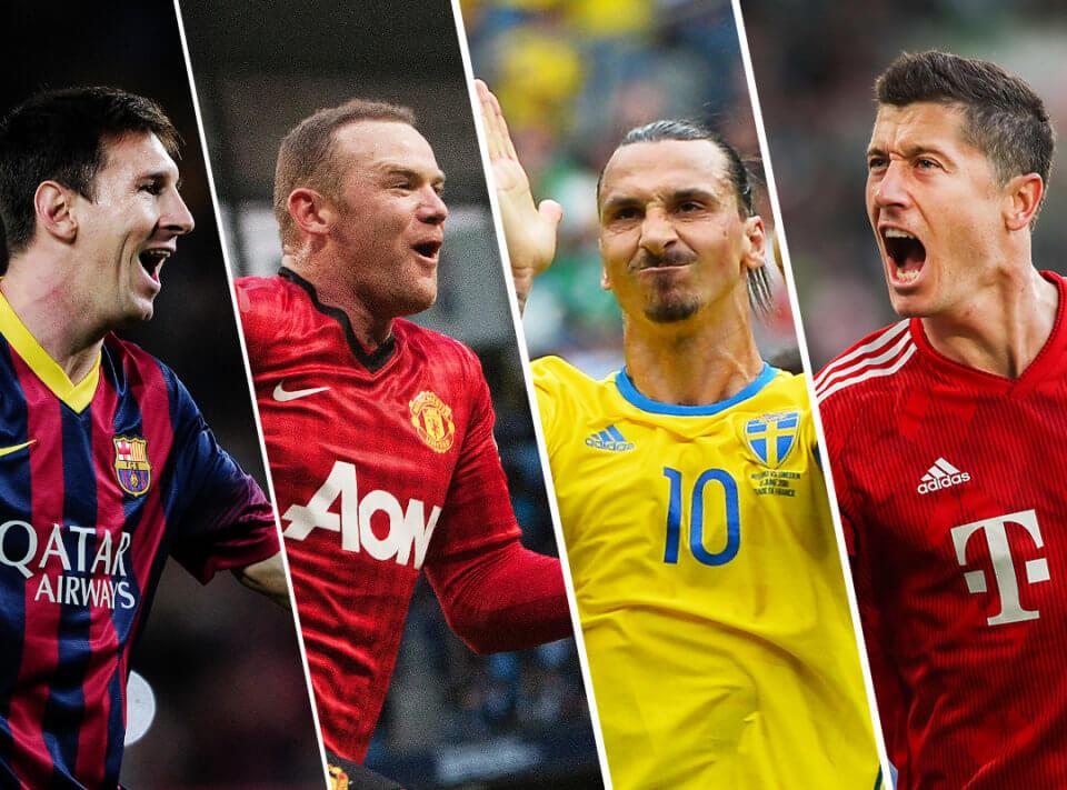 Piłkarze, którzy strzelali najpiękniejsze gole