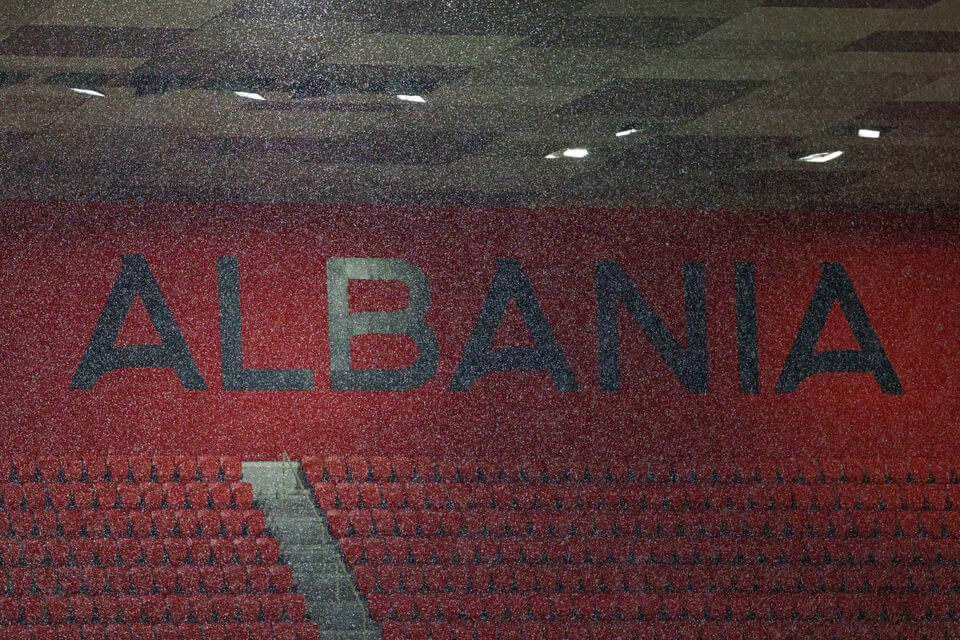 Air Albania Stadium w Tiranie