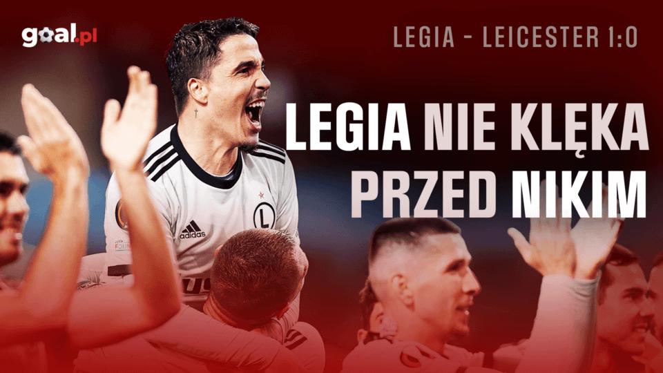 Legia Warszawa - Leicester City