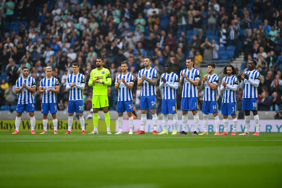 Piłkarze Brighton Howe & Albion