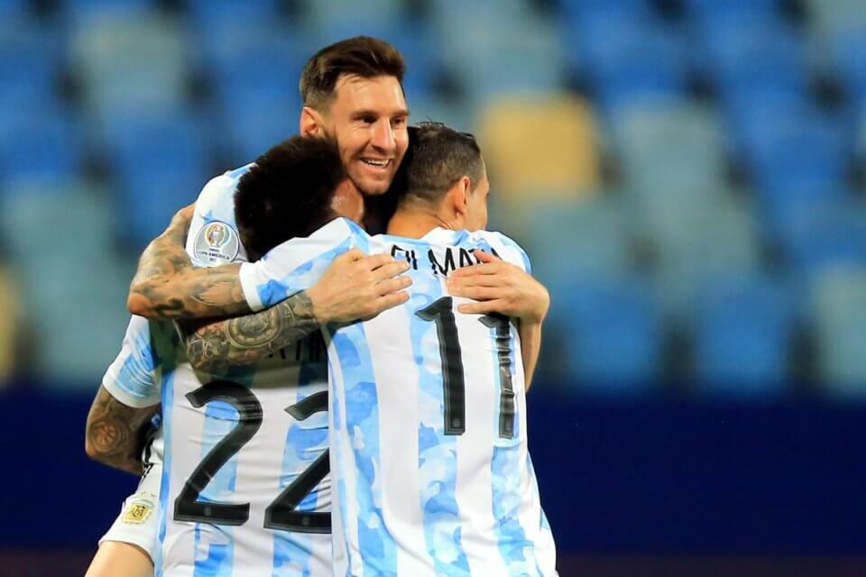Reprezentacja Argentyny
